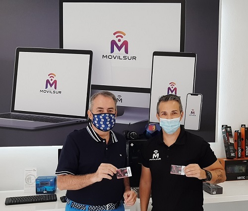 MovilSur servicio técnico oficial del CD Marino esta temporada