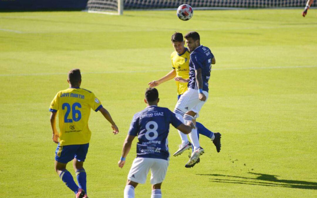 Cadiz CF B – CD Marino