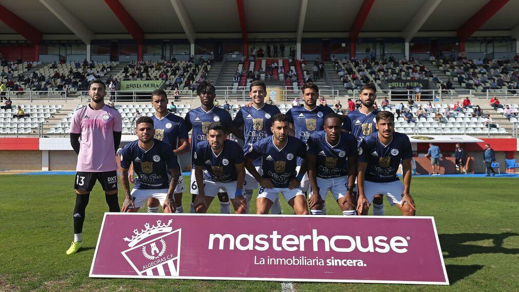 Algeciras CF – CD Marino