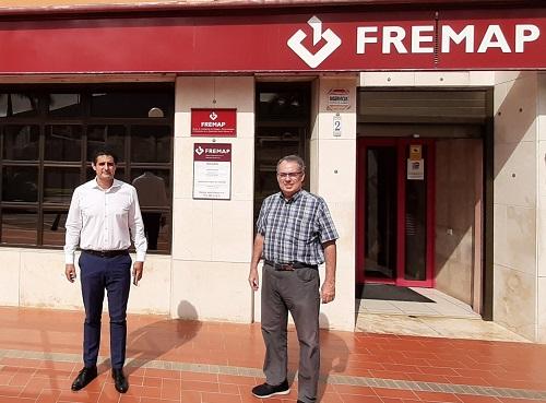 FREMAP será la Mutua que vele por la salud de los futbolistas y trabajadores del CD Marino