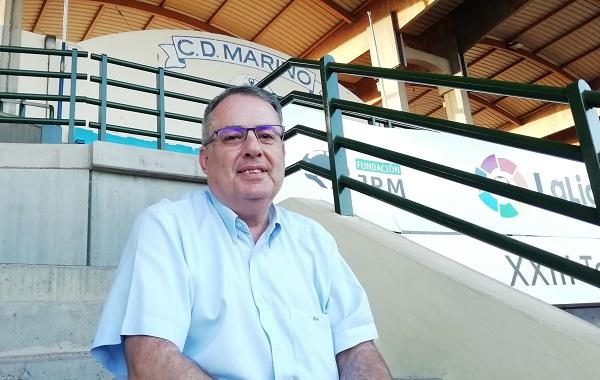 Francisco García Santamaría presidirá el CD Marino  los próximos 4 años