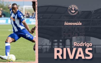 El CD Marino refuerza su ataque con el fichaje de Rodrigo Rivas
