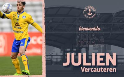 ¡Bienvenido, Julien Vercauteren!