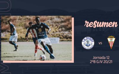 Resumen | CD Marino 1 – 1 Algeciras CF