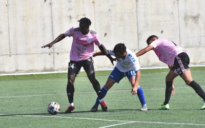 El CD Marino no puede con la UD Tamaraceite (2-1)