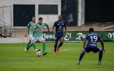 Un competitivo CD Marino pierde ante el Atlético Sanluqueño (2-0)