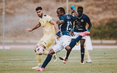 El Marino sin premio ante el Lorca Deportiva (0-1)